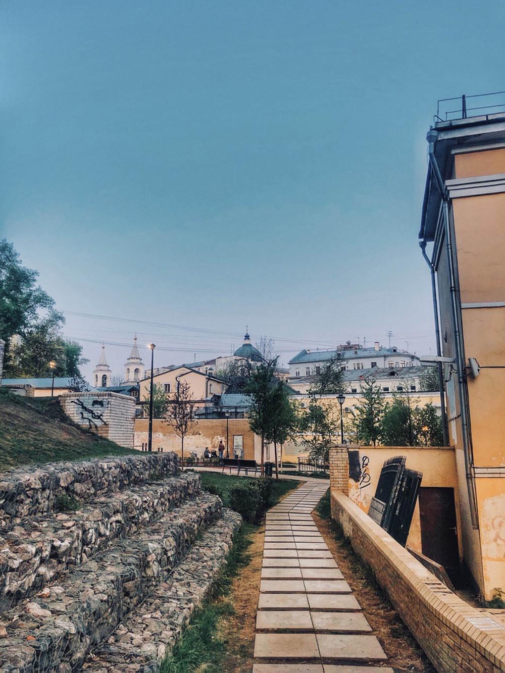 Фото панорамы из архива