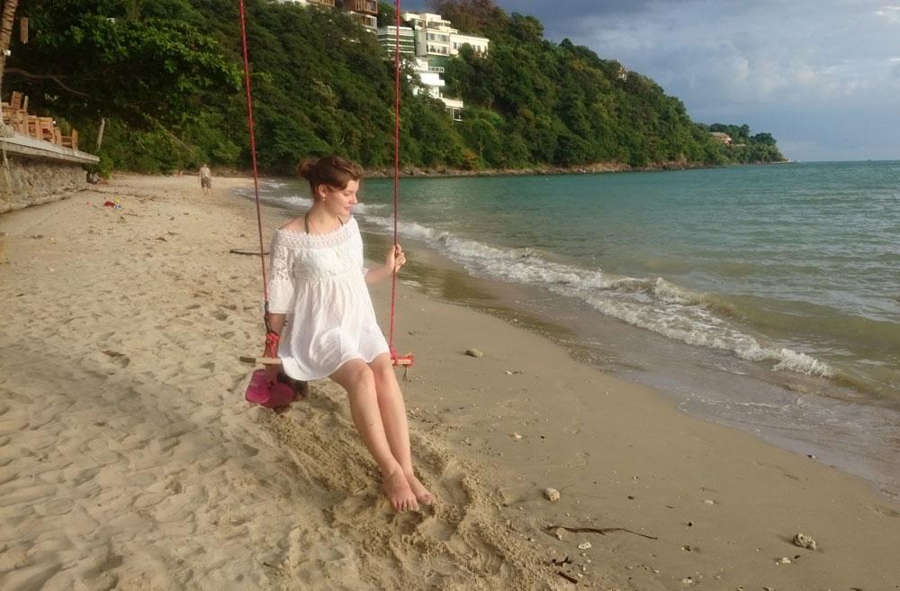 Вдали от курортов пляжи чище, свободнее и живописнее