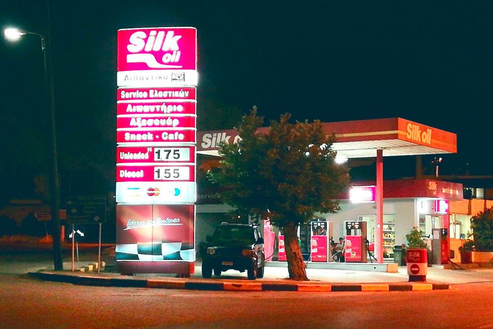 Цены на бензин в июле — 1,5—1,8€ за литр