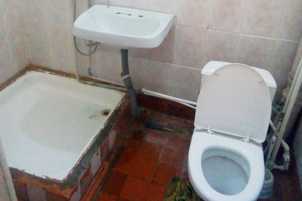 Номер в гостинице «Лада» в Козьмодемьянске
