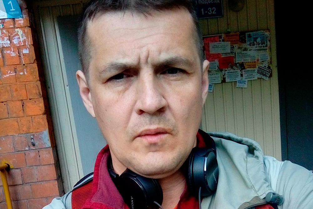 Нижний Новгород. Первый день велопробега, 4 утра. Я на старте — еще свеж и полон сил