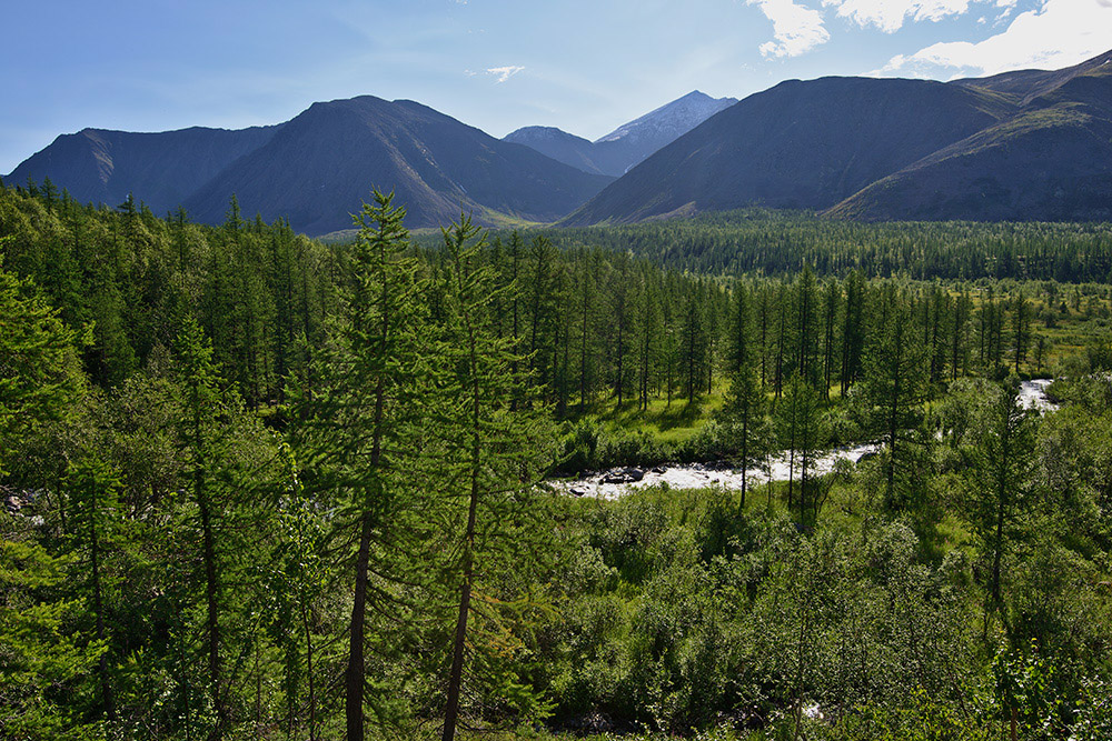 «Югыд ва» — один из самых больших национальных парков России