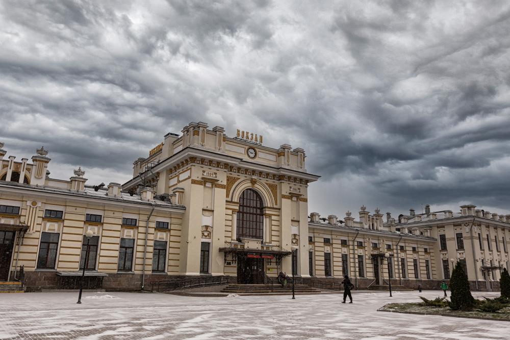 Рыбинский вокзал поражает масштабами и больше напоминает станции крупных городов. Источник: Татьяна Акимова