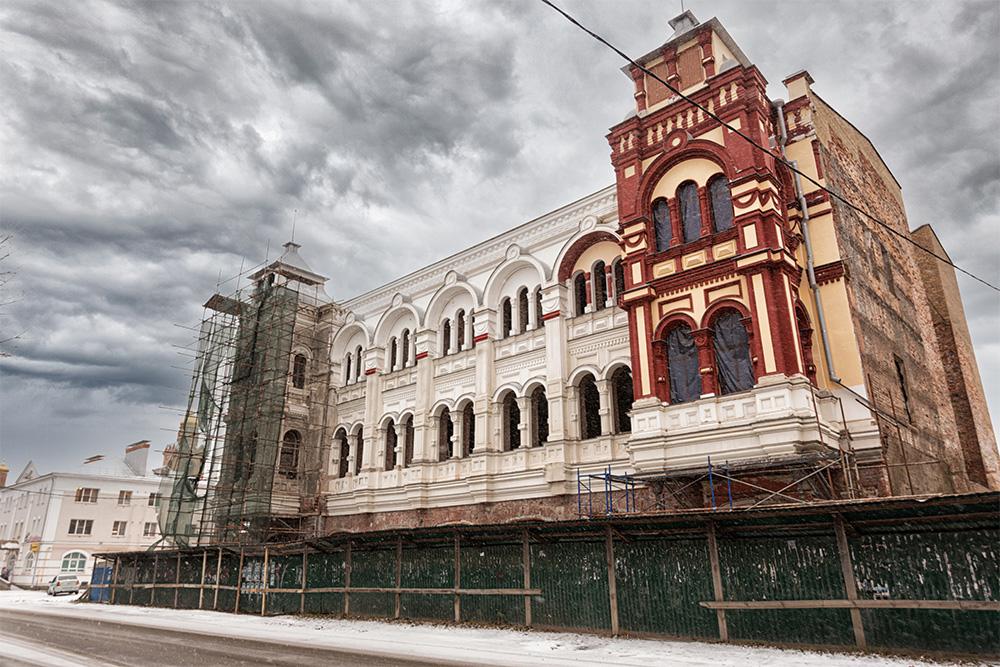 В советское время в замке располагался суд. Источник: Татьяна Акимова