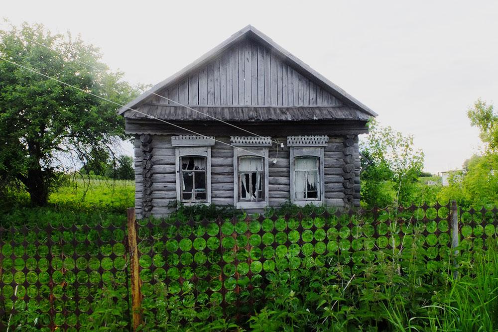 Сейчас село медленно умирает: в2010году внем были прописаны 84человека, идаже дачники летом несильно его оживляют