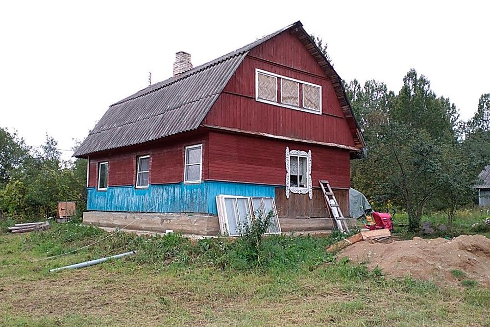 Так дом выглядит сейчас