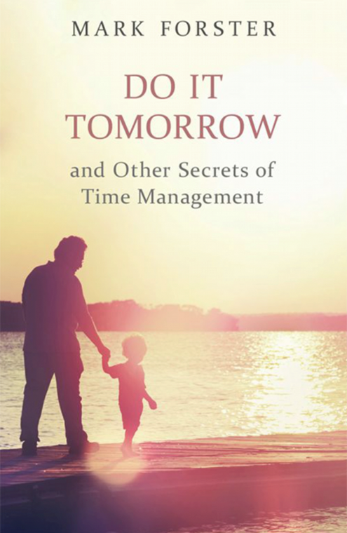Оригинальные обложки книги «Сделай это завтра». Их идеи понятны: следуй советам книги и у тебя будет больше времени, чтобы радоваться жизни