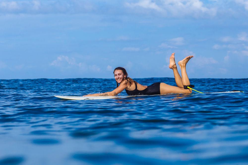 Я живу на Бали, потому что люблю серфинг