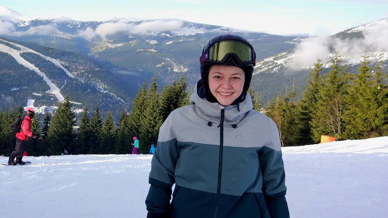 Сколько стоит встать на сноуборд