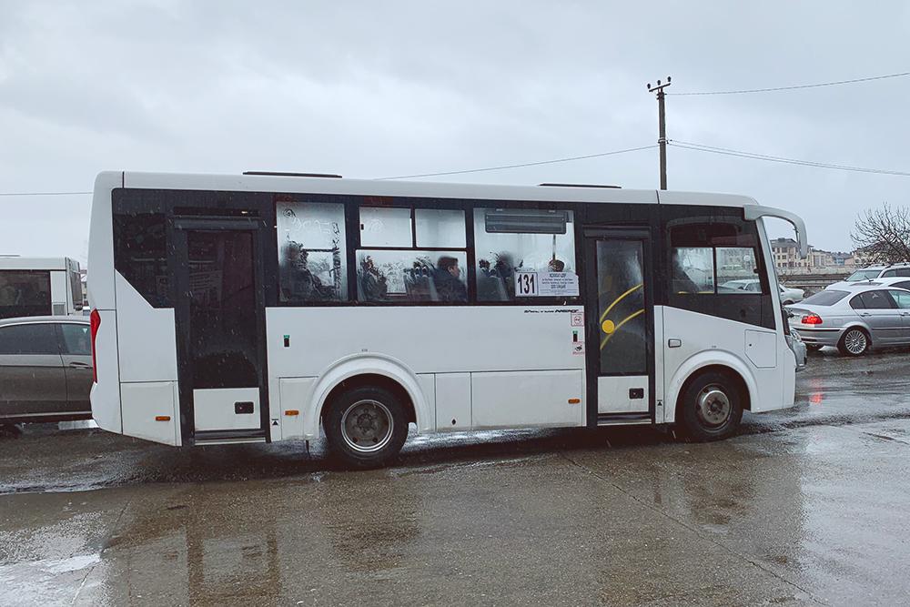 В автобусе держитесь крепче за поручни, местные водители любят разогнаться