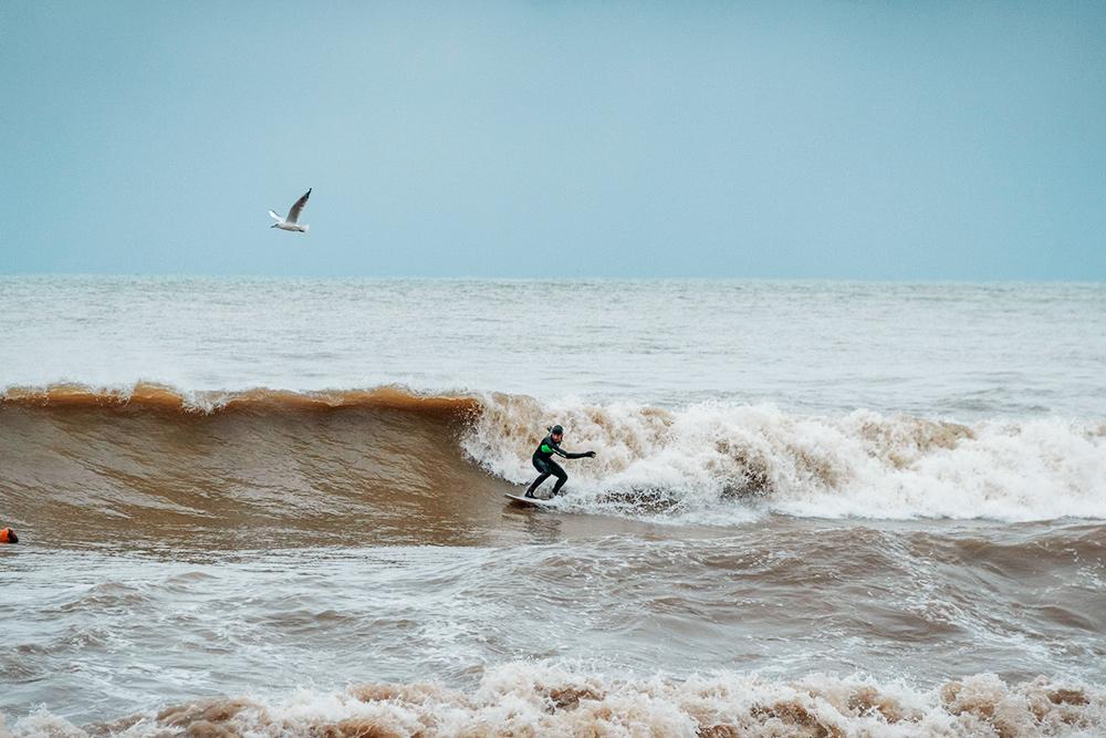 Серфинг в Хосте. Фото: tenerifesurfpoint
