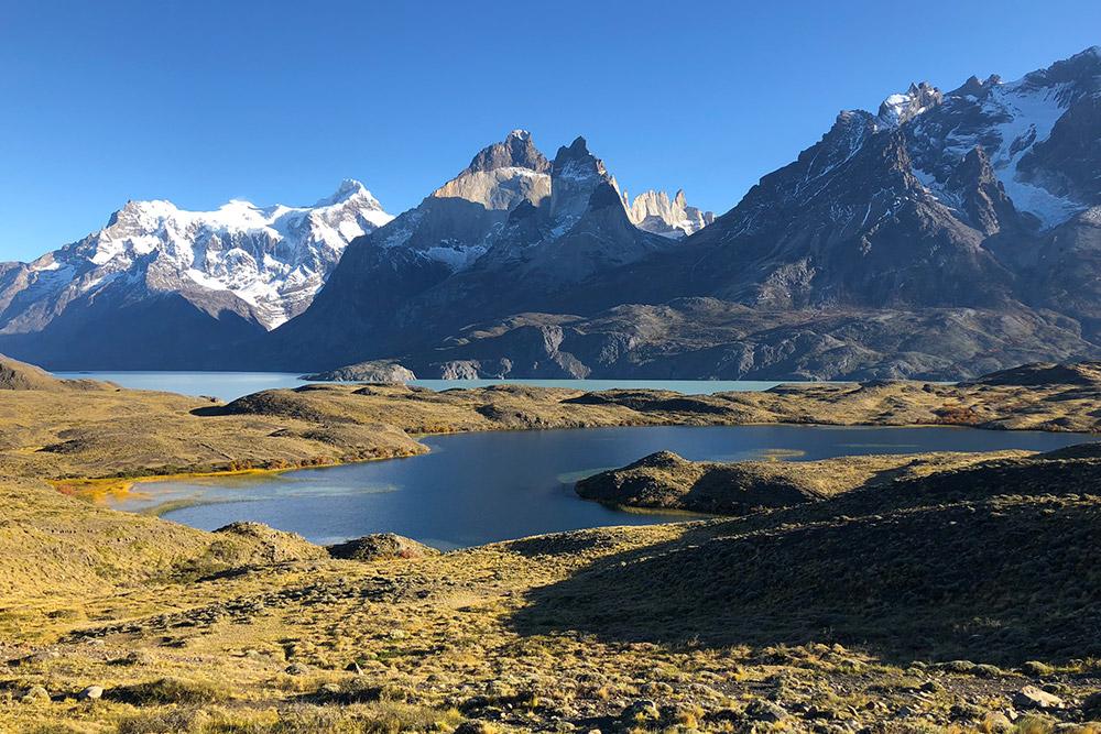 Национальный парк Торрес-дель-Пайне в Чили