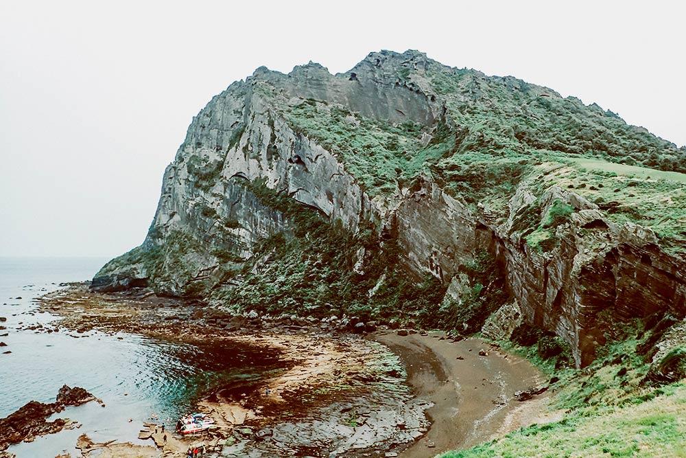 Вулкан Сеонгсан Илчулбонг