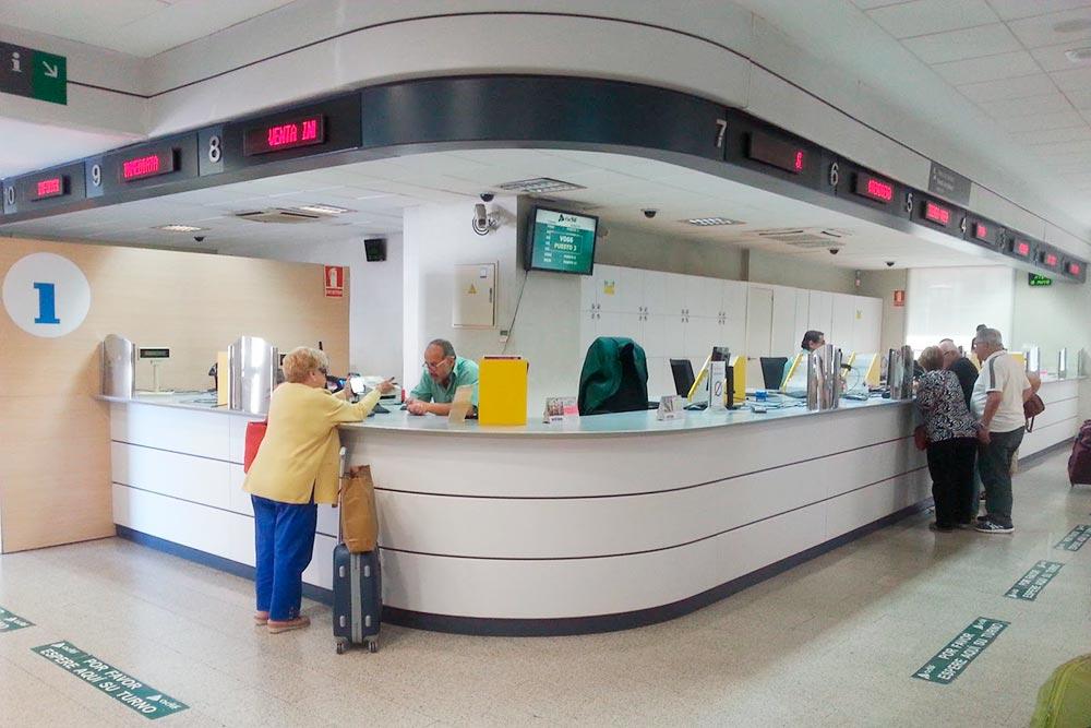 В кассе вокзала оформляют возврат денег в случае опоздания поезда