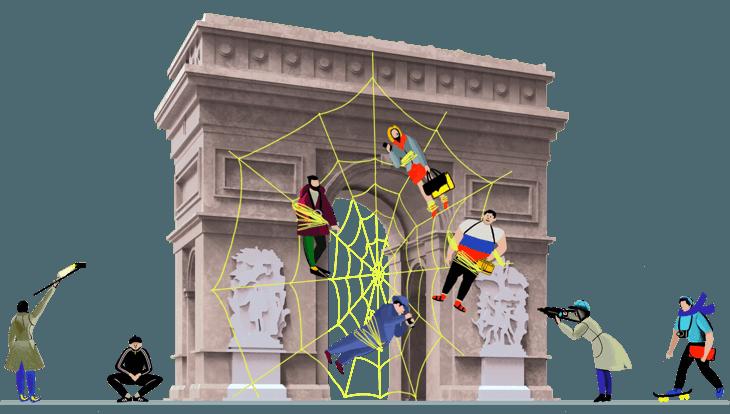 Как обманывают туристов за границей