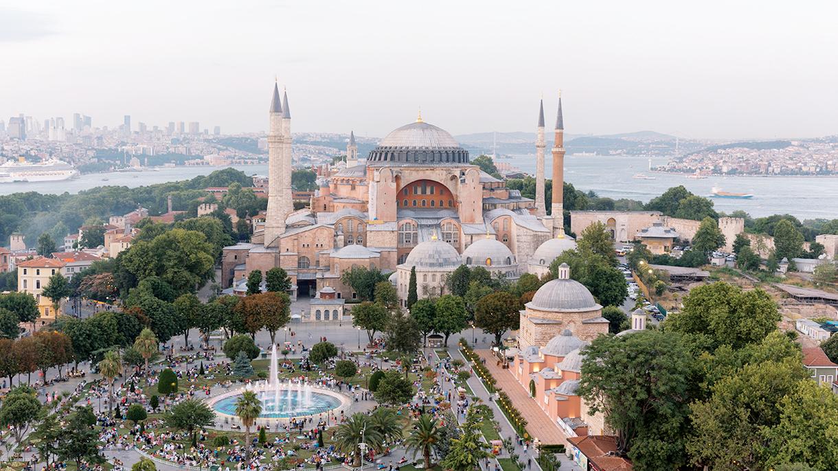 Что посмотреть в Стамбуле за один день