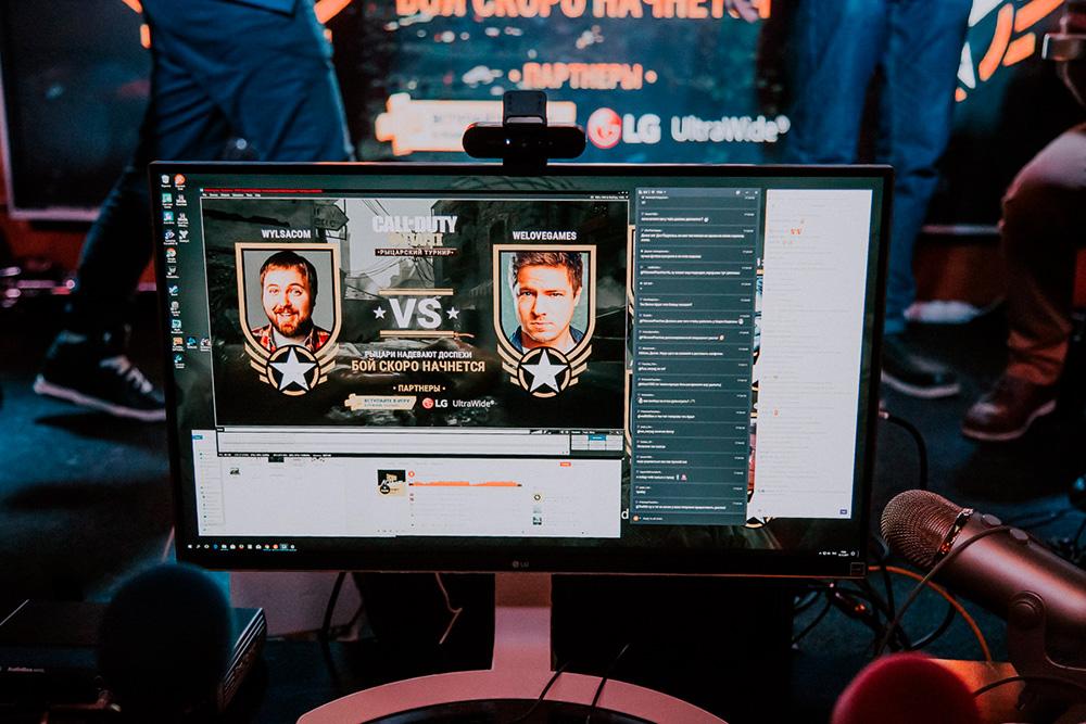 В третьем четвертьфинале турнира Валентин Wylsacom Петухов и стримлорд Денис Welovegames Коробков