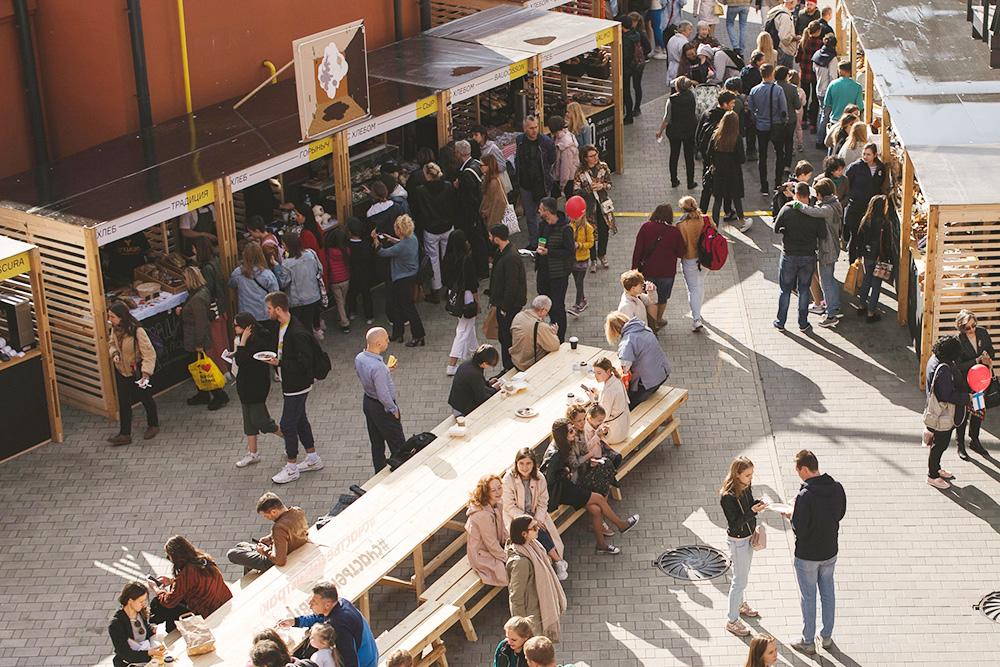 Участие впрограмме поддержки булочных закрытое — пекарни отобрали вгастрономическом агентстве Sputnik, которое проводило фестиваль ремесленного хлеба «Хлебокультура» вМоскве