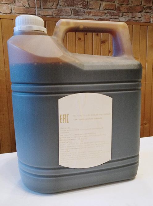 4 литра неохмеленного солодового экстракта стоят 670 р.. Нам потребуется примерно половина