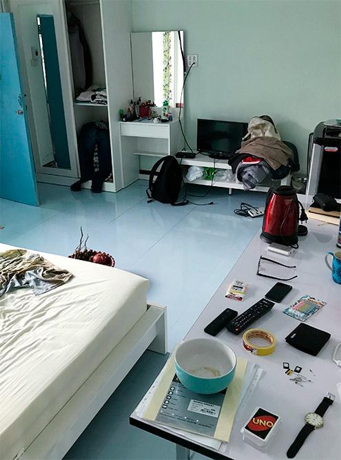 Моя комната — аренда стоила 3000THB вмесяц