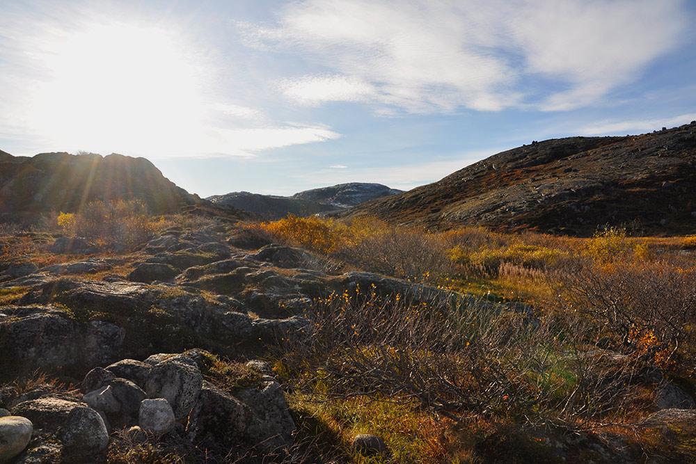 Самую яркую и фотогеничную природу на Кольском полуострове нужно ловить в осенние месяцы