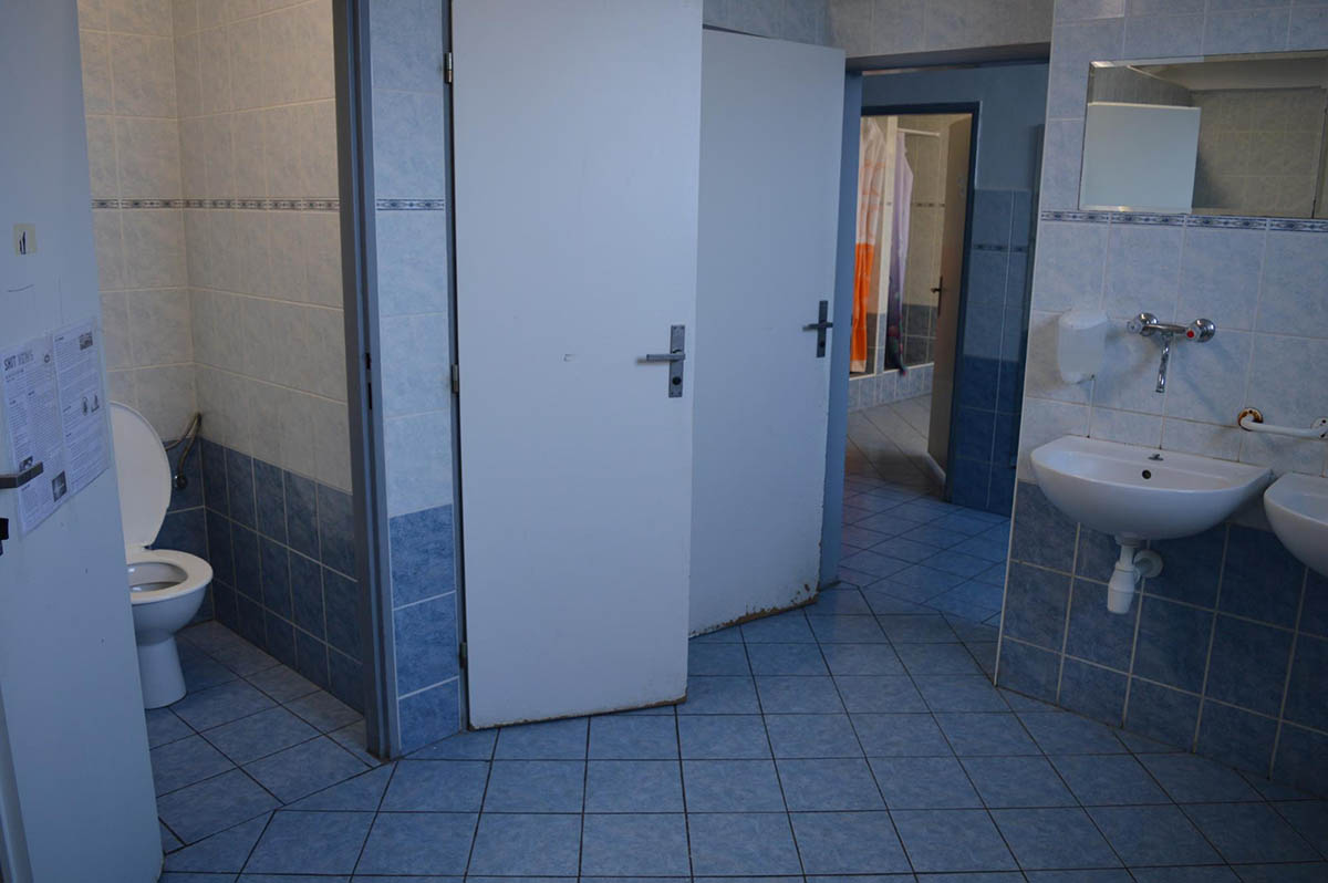 Туалеты общие для мужчин и женщин