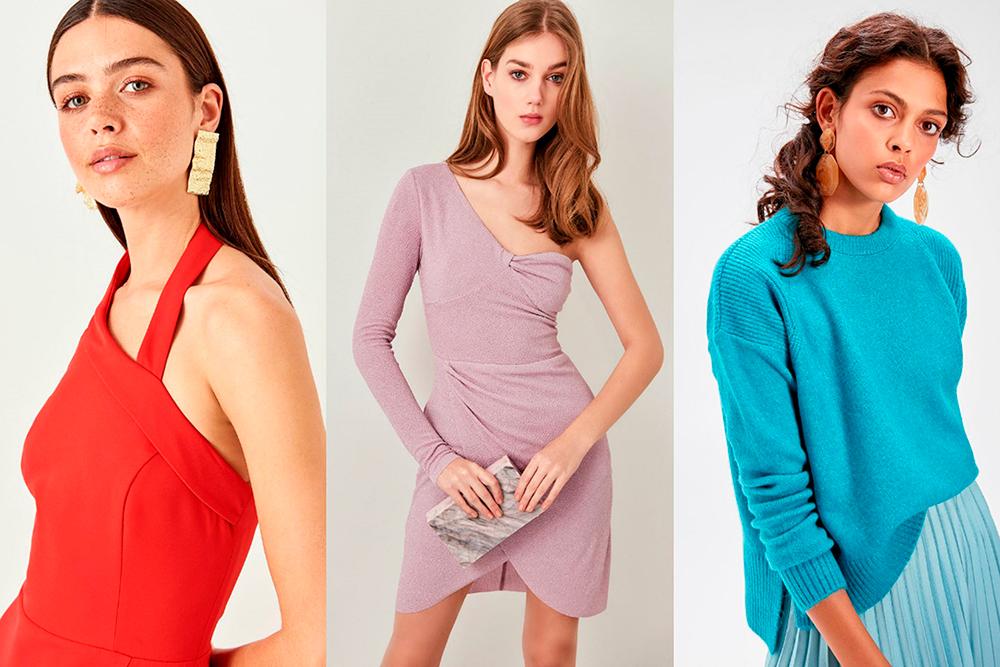 В фотосессиях длямагазина Trendyol работают всего несколько моделей, за год покупок в нем я стала узнавать их лица