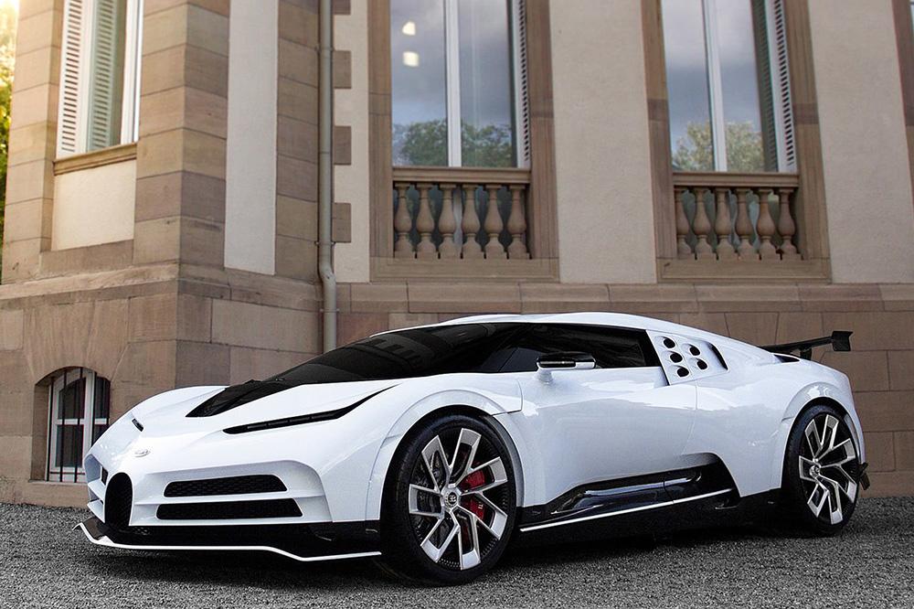 Источник: Bugatti