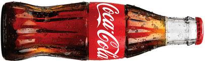 Бутылка из-под «Кока-колы» тоже товарный знак, только трехмерный