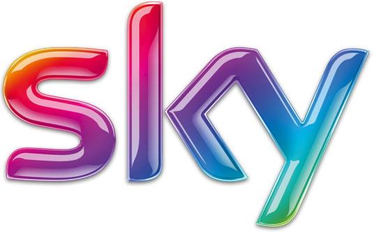 Логотип телекомпании «Скай»