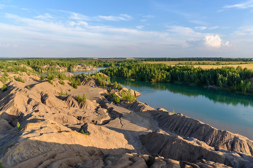 Романцевские горы. Фото: Maks Ershov / Shutterstock