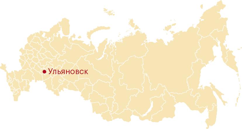 Топ 25 — достопримечательности Ульяновска