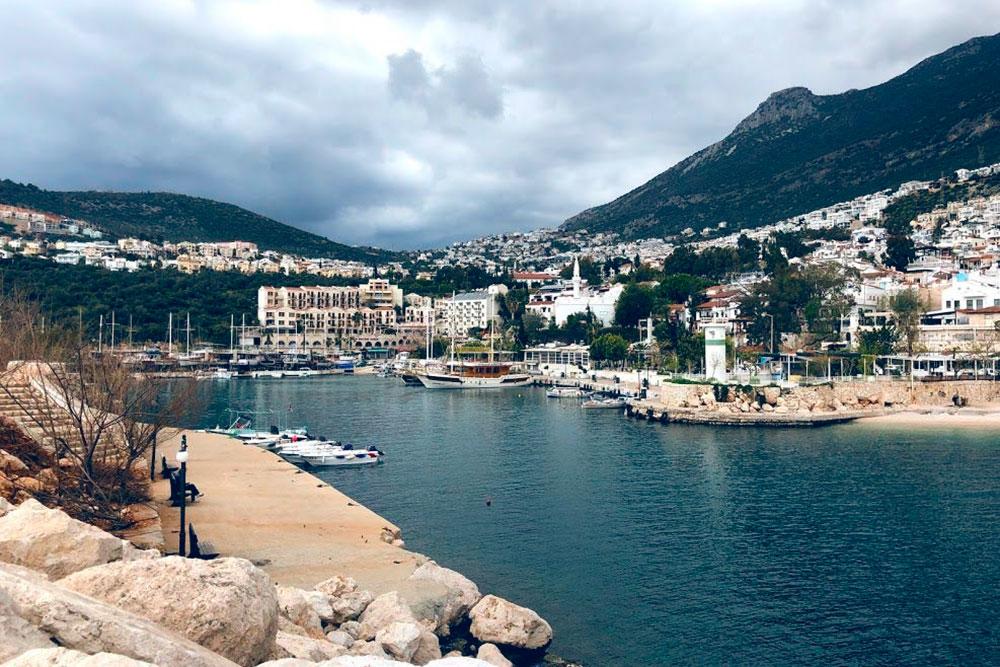 Калканский порт