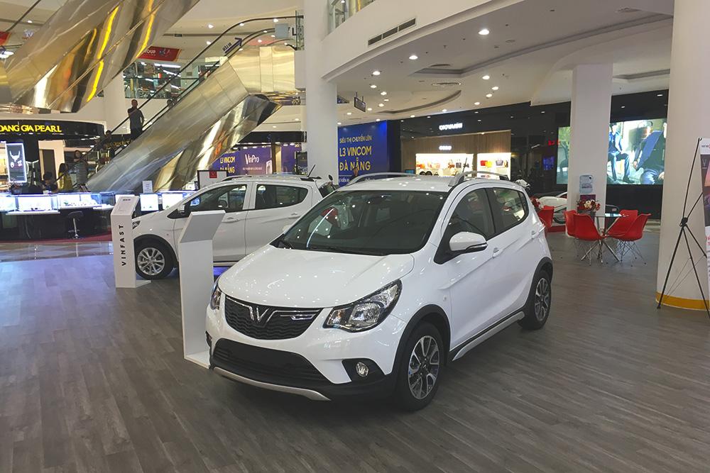 Самая доступная машина вьетнамского производства стоит здесь почти 1,2 млн рублей с учетом налога