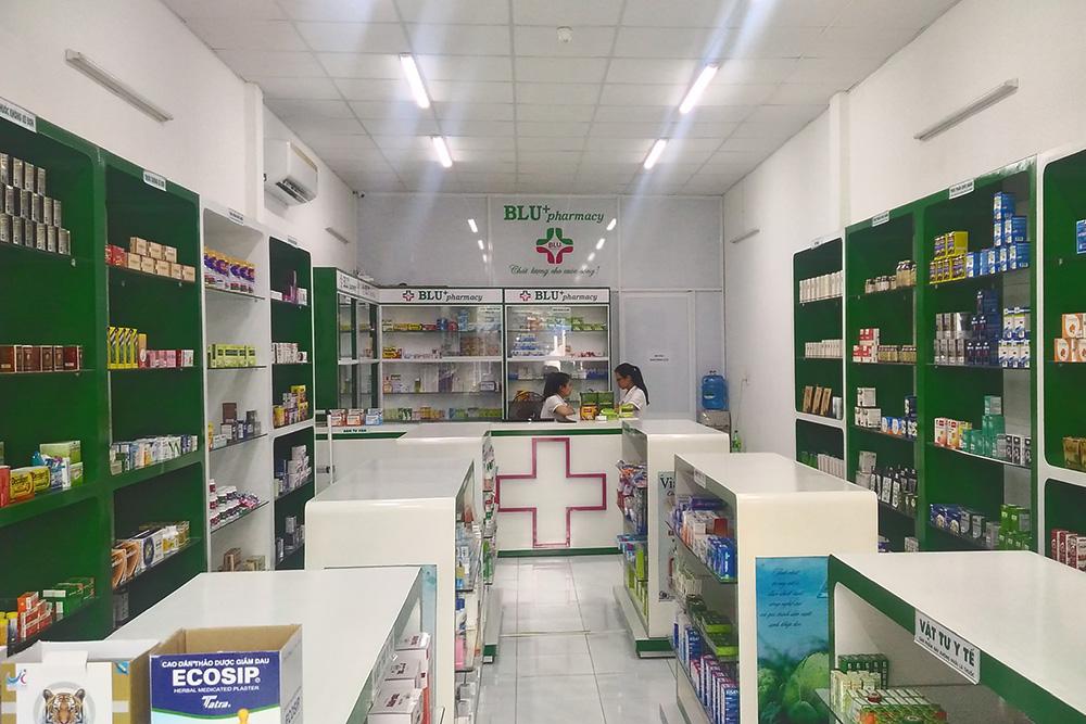 Так выглядит вьетнамская аптека