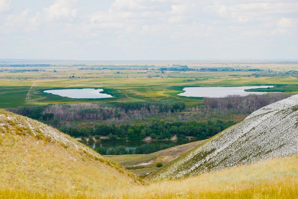 На территории Донского парка две реки — Дон и Иловля. Фото Дарьи Чирковой