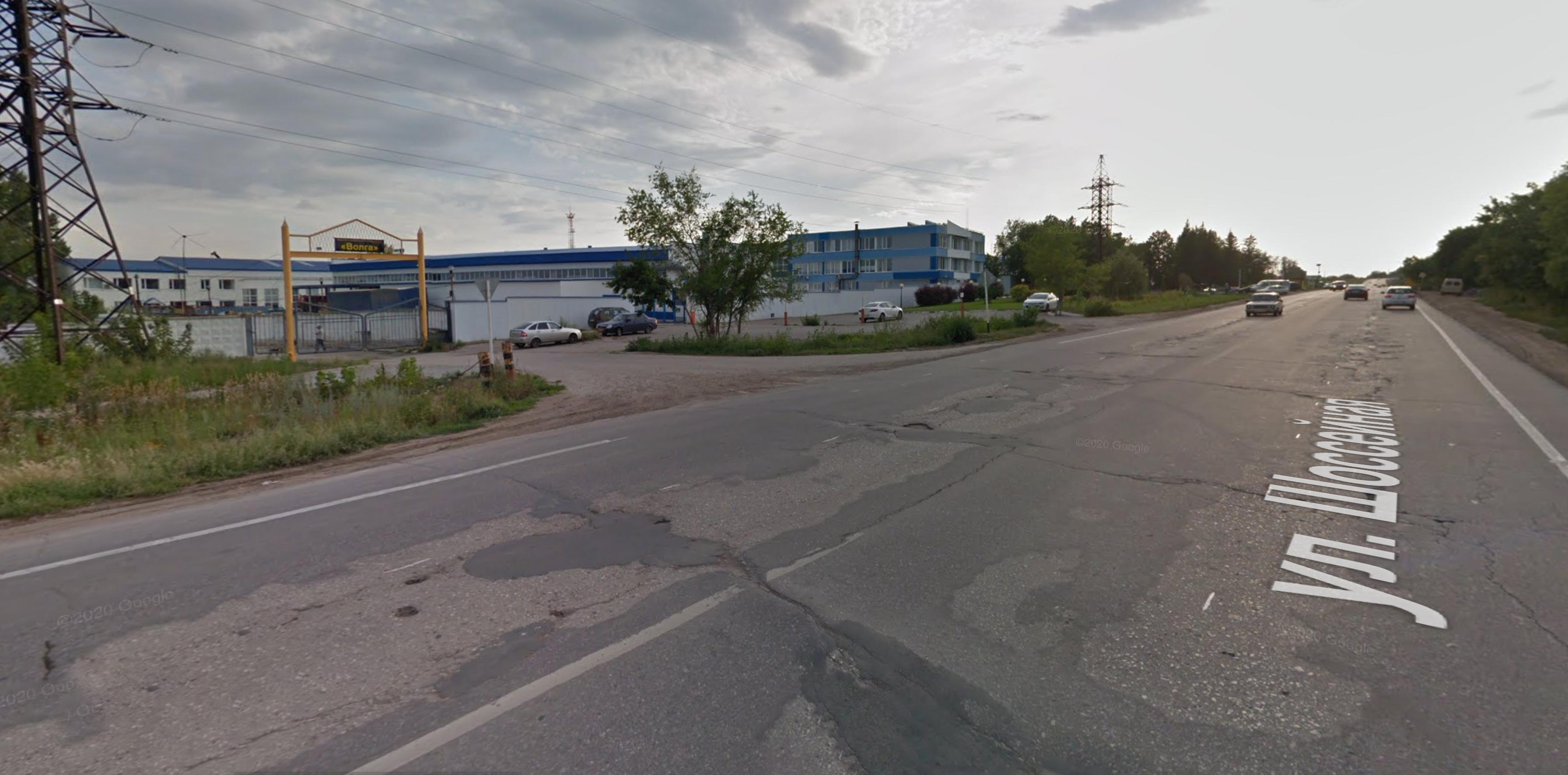 Адрес места аварии был в судебном решении, мы нашли эту точку на «Гугл-картах»