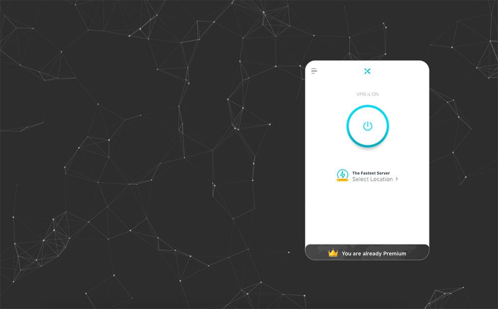 Автоматически X-VPN выбирает локацию с самым быстрым сервером. Иливы можете указать вручную, через какую страну подключаться