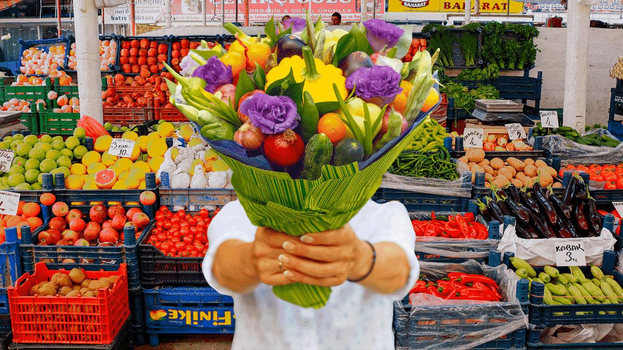 Правила ввоза букетов, овощей и фруктов. Что нового на самом деле?