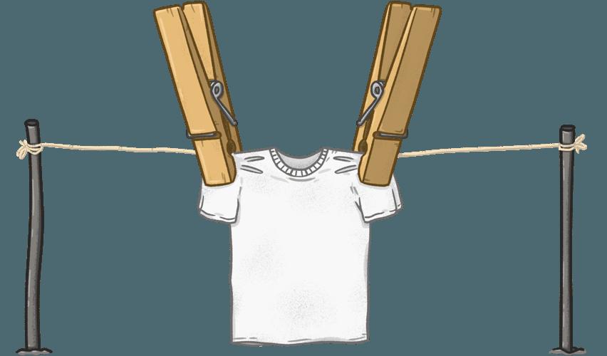 Угадайте, сколько стоят эти белые футболки