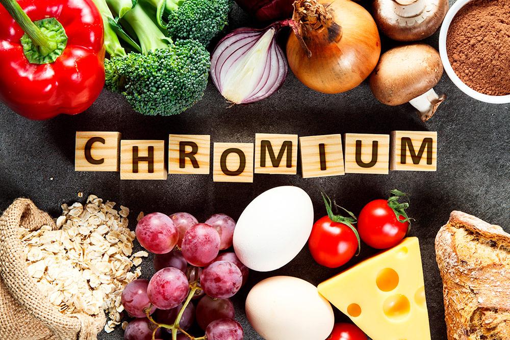 В традиционном дачном салате содержится дневная норма хрома. Источник: Evan Lorne / Shutterstock