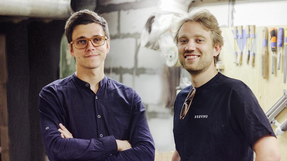 Бизнес: деревянные очки