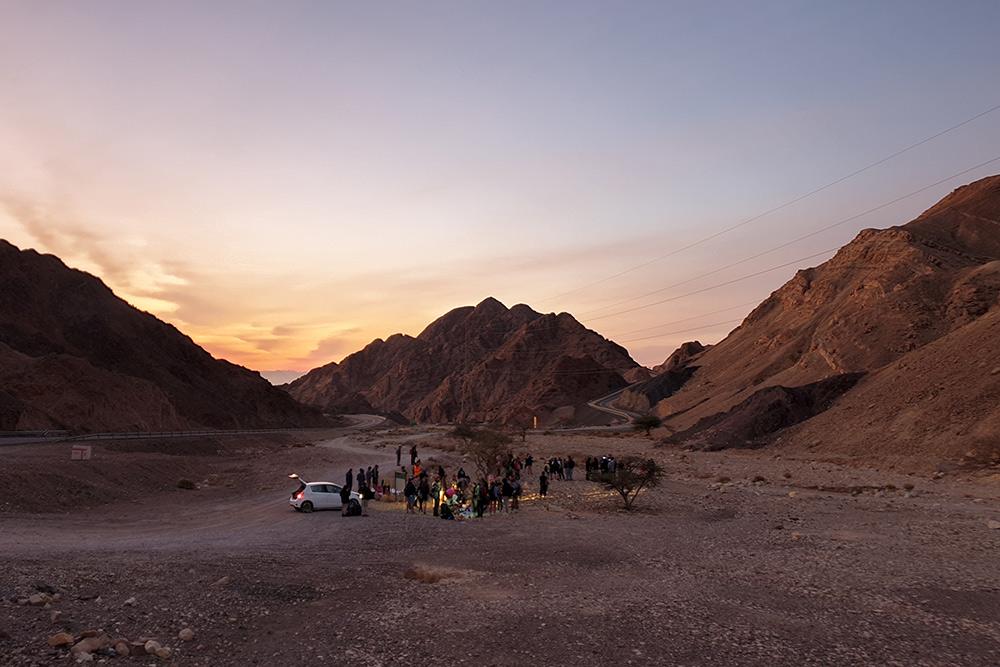 Пешие прогулки по пустыне — важная часть истории и изучения Израиля. Фото: Даниил Куваев