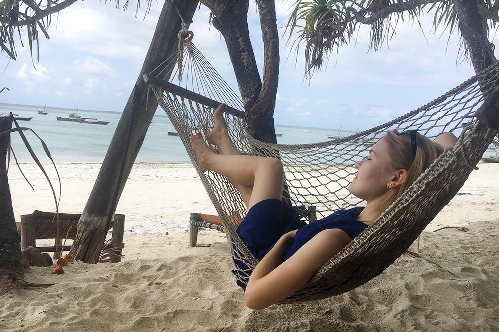 На острове я отдыхала, глядя на океан, и переосмыслила свою жизнь