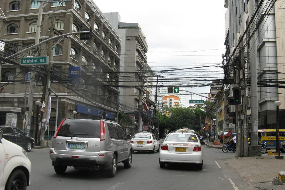 Манила — типичный азиатский город. Сюда можно только прилететь и тут же уехать на острова